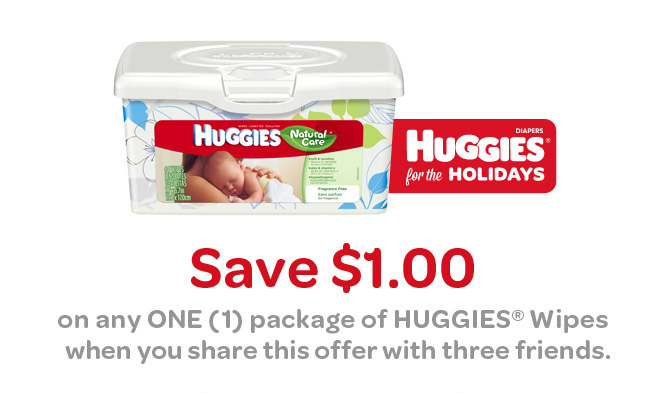 huggies canada coupon